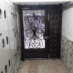 ismail bey - demir posta kutulu apartman giriş kapısı(2)