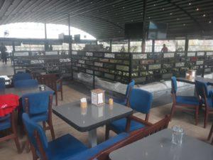 Kırıkkale Riva Lounge coffee - Dekoratif Metal Seperatör (14)