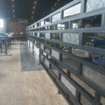 Kırıkkale Riva Lounge coffee - Dekoratif Metal Seperatör (2)