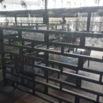 Kırıkkale Riva Lounge coffee - Dekoratif Metal Seperatör (3)