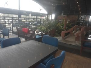 Kırıkkale Riva Lounge coffee - Dekoratif Metal Seperatör (4)