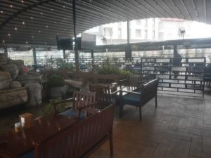 Kırıkkale Riva Lounge coffee - Dekoratif Metal Seperatör (5)